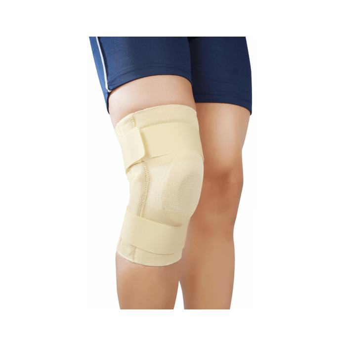 Dyna 1270 Hinged Knee Brace with Patellar Support S