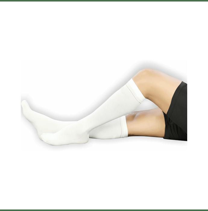 DVT 18 2050 Anti-Embolism Stockings-Below Knee L