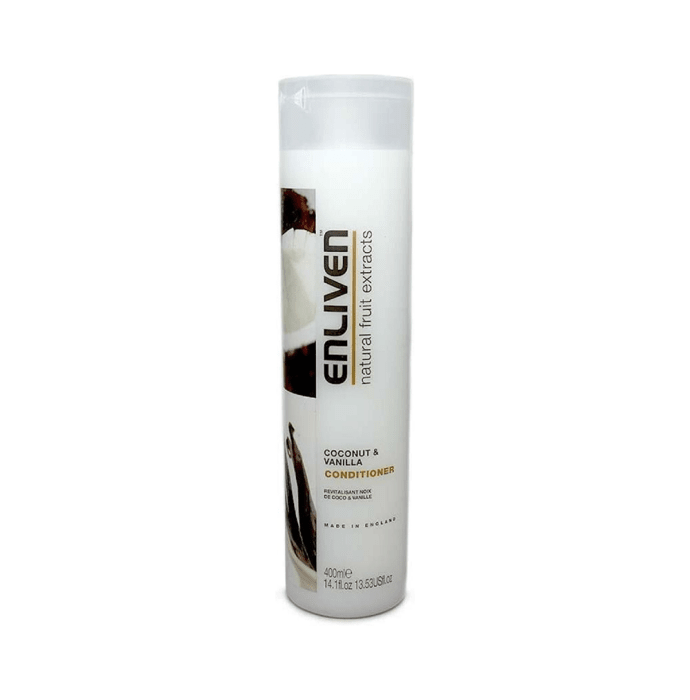 Enliven Natural Fruit Extracts Conditioner Coconut and Vanilla