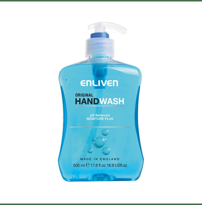 Enliven Anti Bacterial Handwash Original