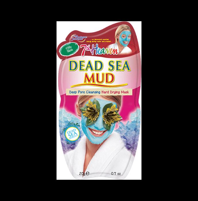 7th Heaven Face Mask Dead Sea Mud