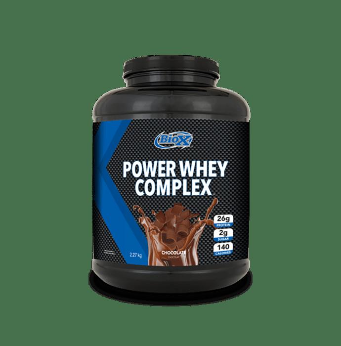 BioX Power Whey Complex Chocolate Jasmine Blossom