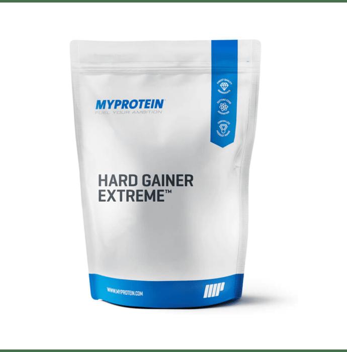 Myprotein Hard Gainer Extreme Chocolate Smooth