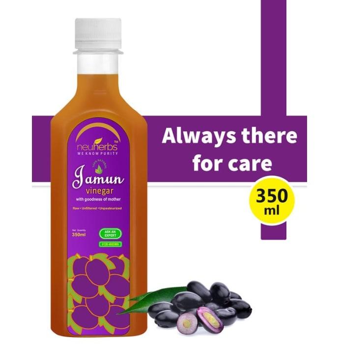 Neuherbs Jamun Cider Vinegar with Mother, Energy Drink