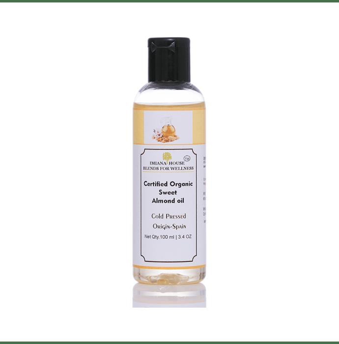 Imiana Organic Sweet Almond Oil