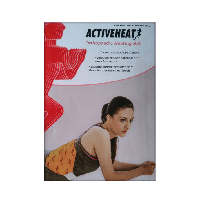 Home Care Remedies Active Heat Orthopaedic Heat Belt XL