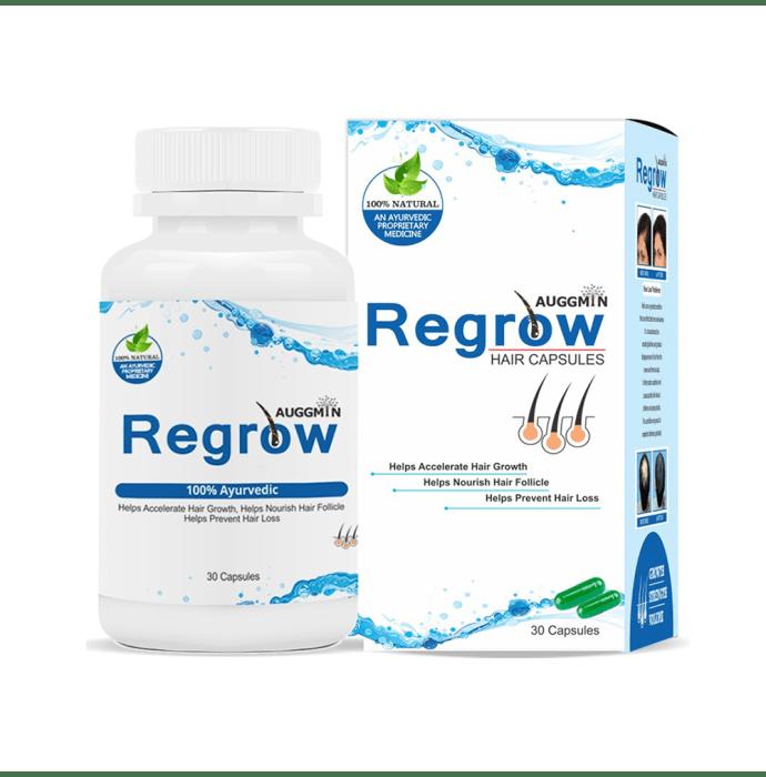 Auggmin Regrow Hair Capsule