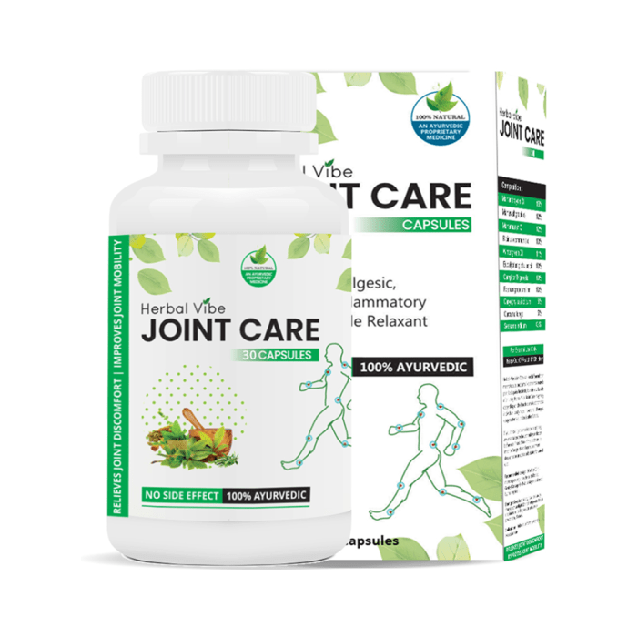 Herbal Vibe Joint Care Capsule