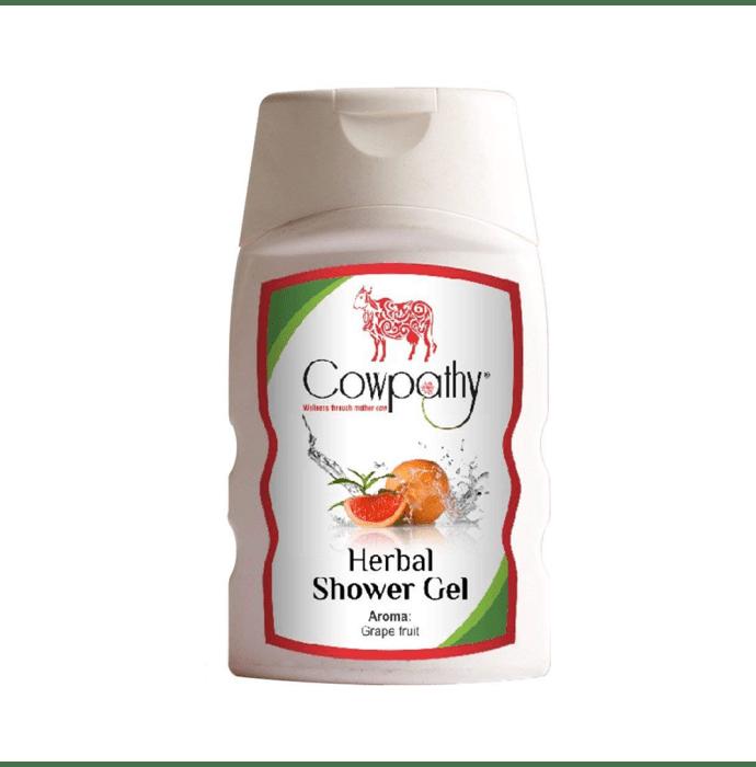 Cowpathy Herbal Shower Gel Grapefruit