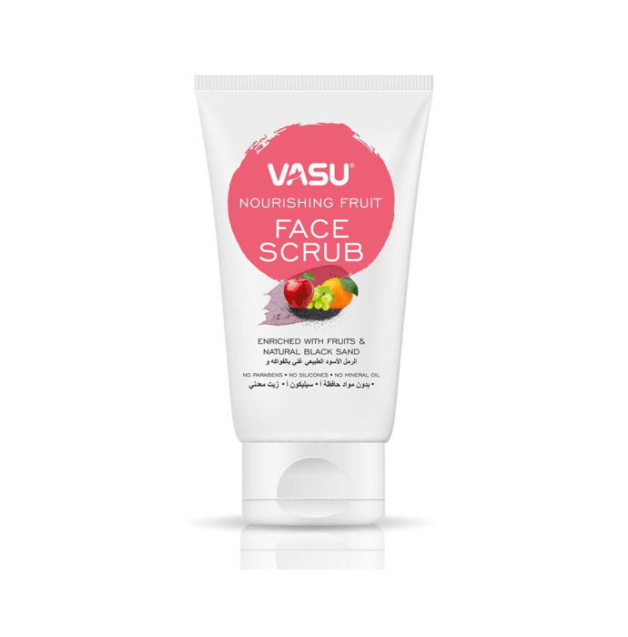 Vasu Face Scrub Nourishing Fruit