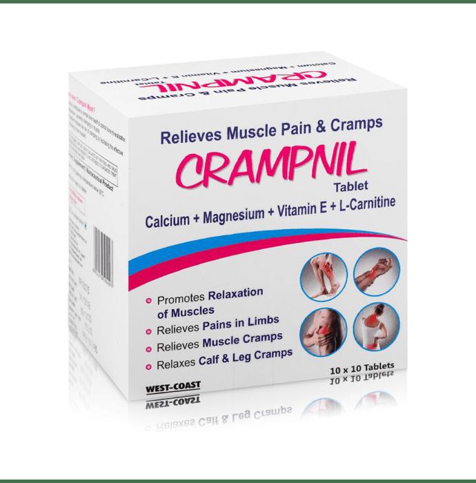 West-Coast Crampnil Tablet