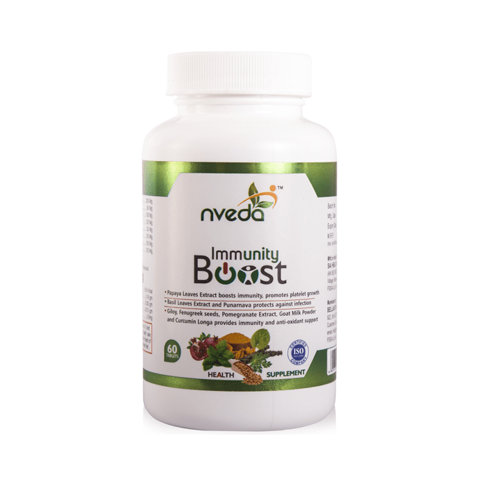 Nveda Immunity Boost Tablet