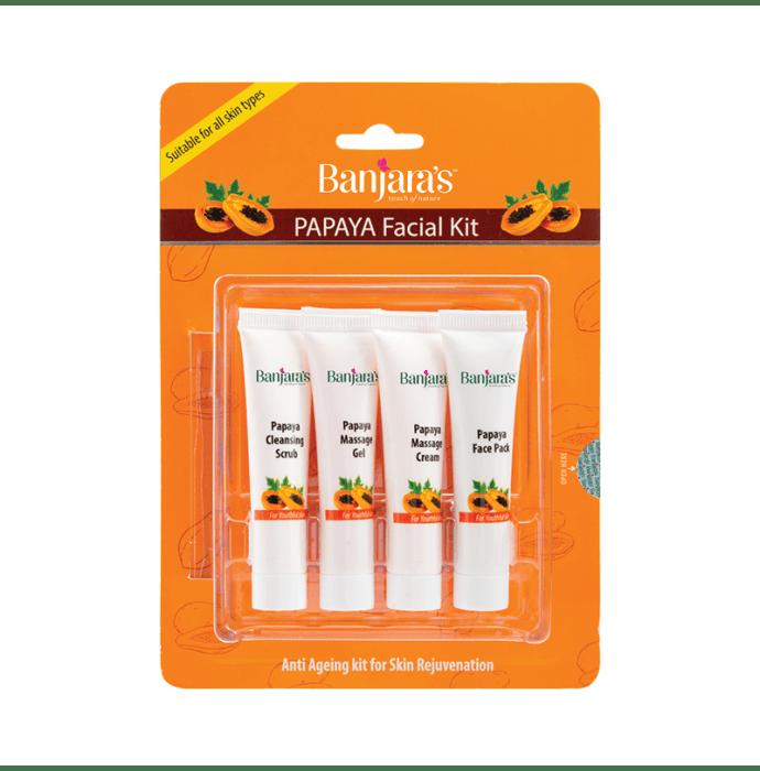 Banjara's Facial Kit Papaya