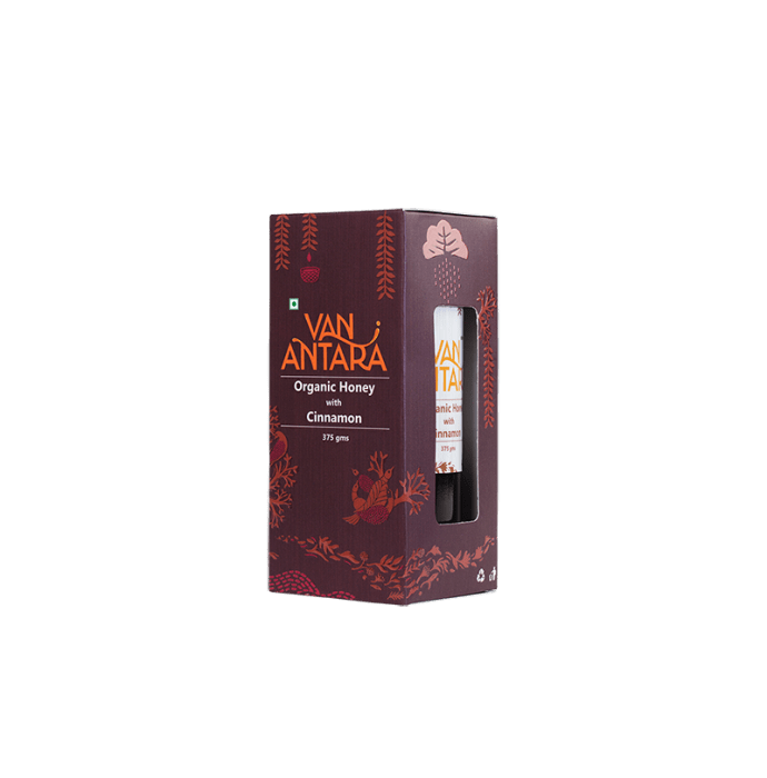 Van Antara Organic Honey Cinnamon