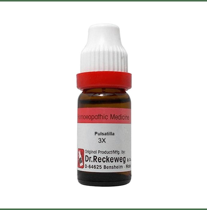 Dr. Reckeweg Pulsatilla N Dilution 3X