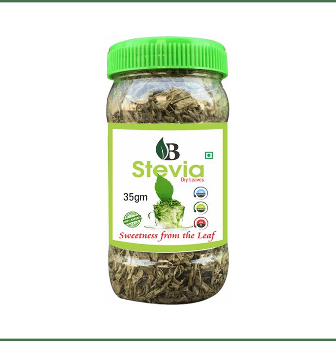Livebasil Stevia Dry Leaves