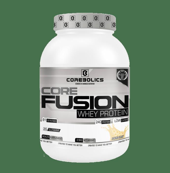 Corebolics Core Fusion Whey Protein Banana Blast