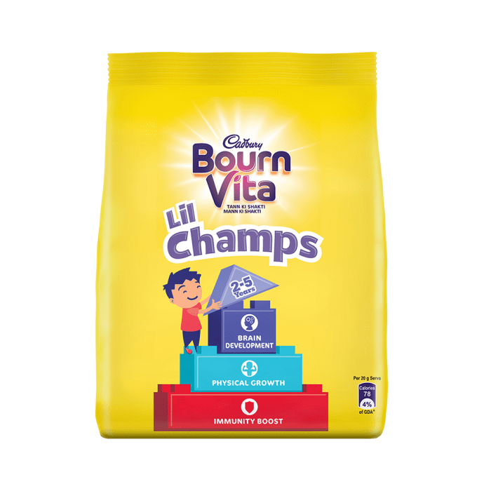 Bournvita Lil Champs Pro-Health Refill Pack Chocolate