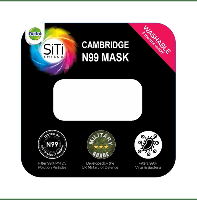 Dettol Cambridge Pro N99 Anti-Pollution Mask M Admiral