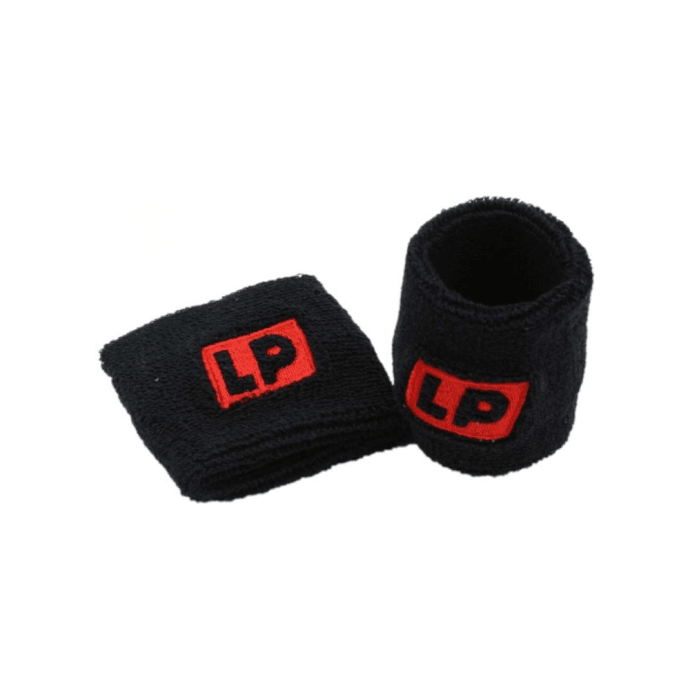 LP 662 Wrist Sweat Band (Pair) Black