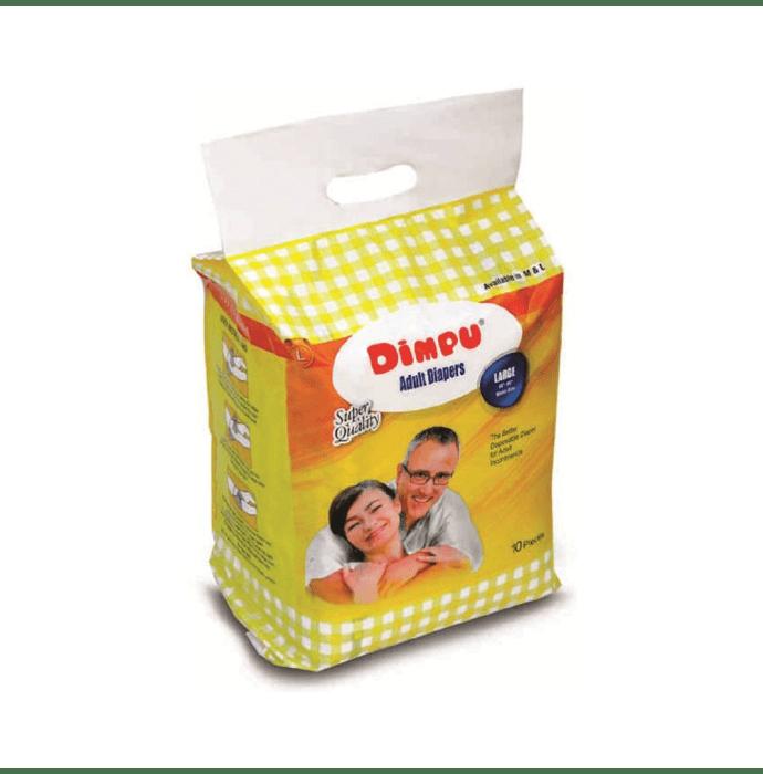 Dimpu Adult Diaper L