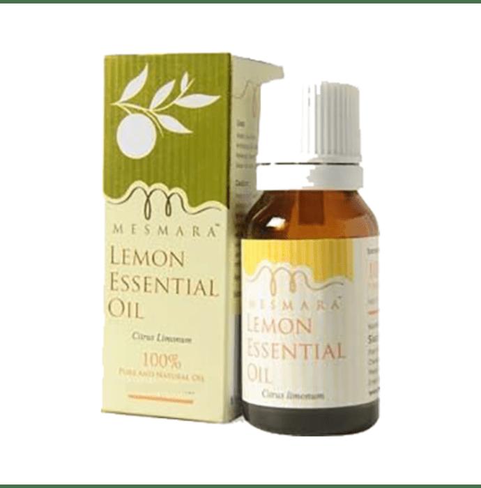 Mesmara Lemon Essential Oil