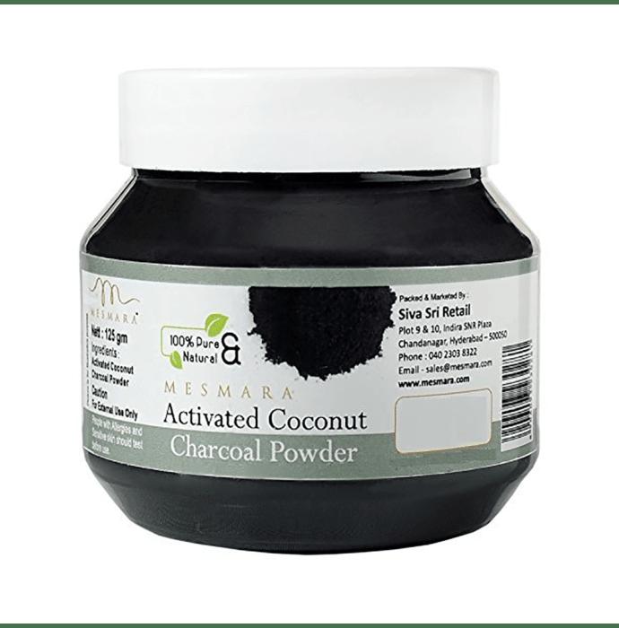 Mesmara Activated Coconut Charcoal Powder