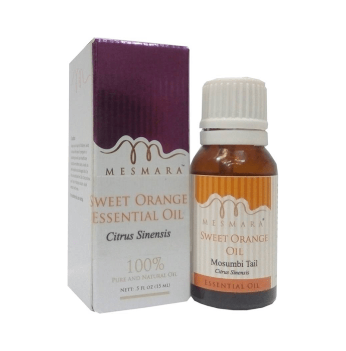 Mesmara Sweet Orange Essential Oil