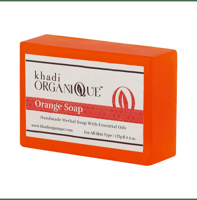 Khadi Organique Soap Orange