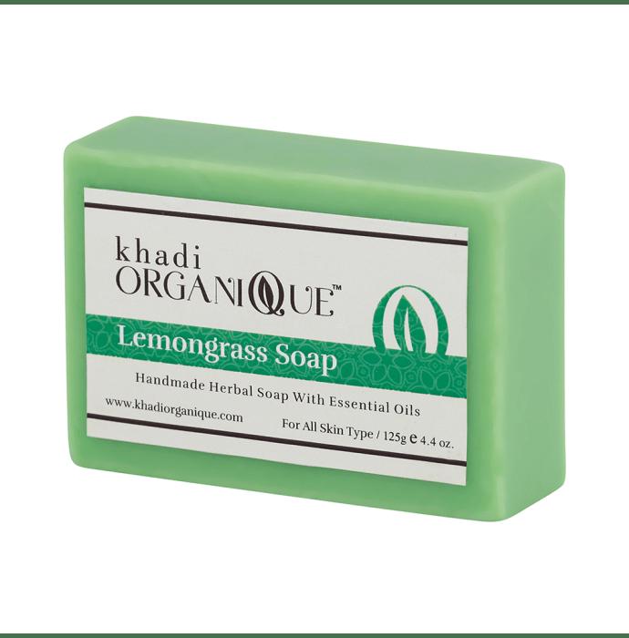 Khadi Organique Soap Lemongrass