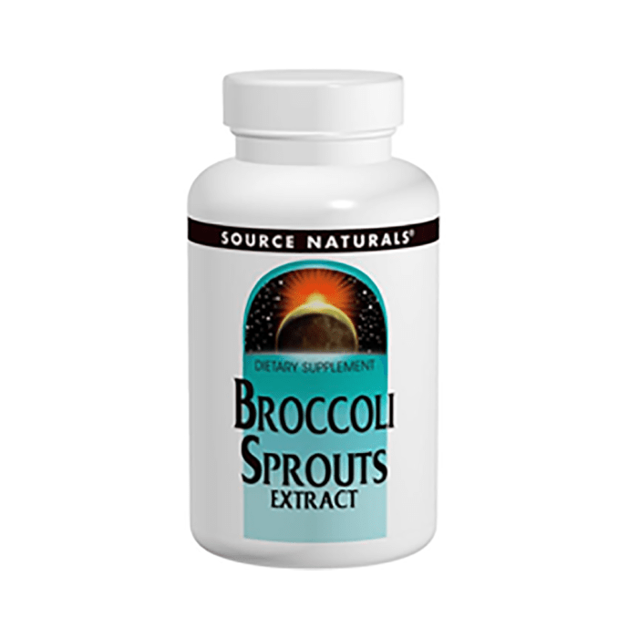 Source Naturals Broccoli Sprouts Extract Tablet