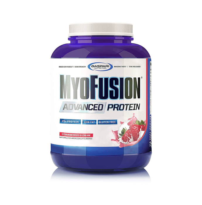 Gaspari Nutrition Myofusion Advanced Protein Strawberry Cream