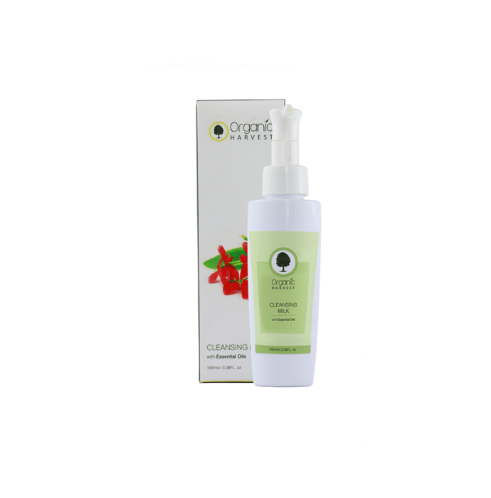 Organic Harvest Cleansing Milk