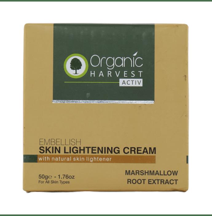 Organic Harvest Activ Skin Lightening Cream