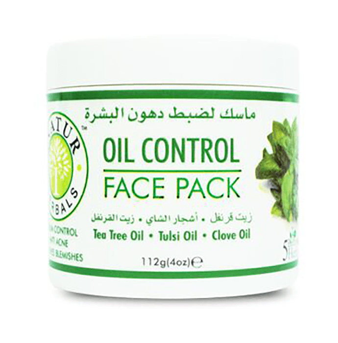Inatur Herbals Face Pack Oil Control