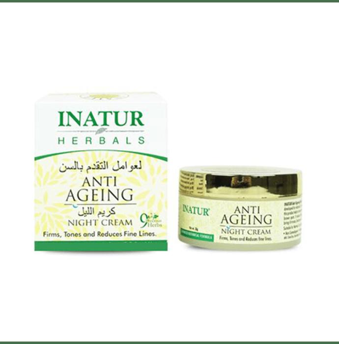 Inatur Anti Ageing Night Cream