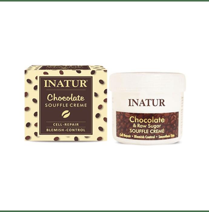 Inatur Souffle Creme Chocolate and Raw Sugar