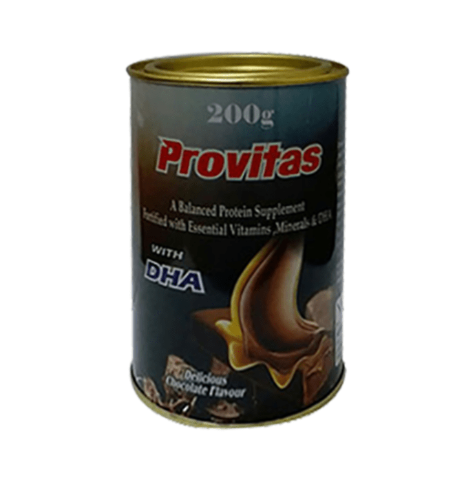 Asvins Provitas Powder Chocolate
