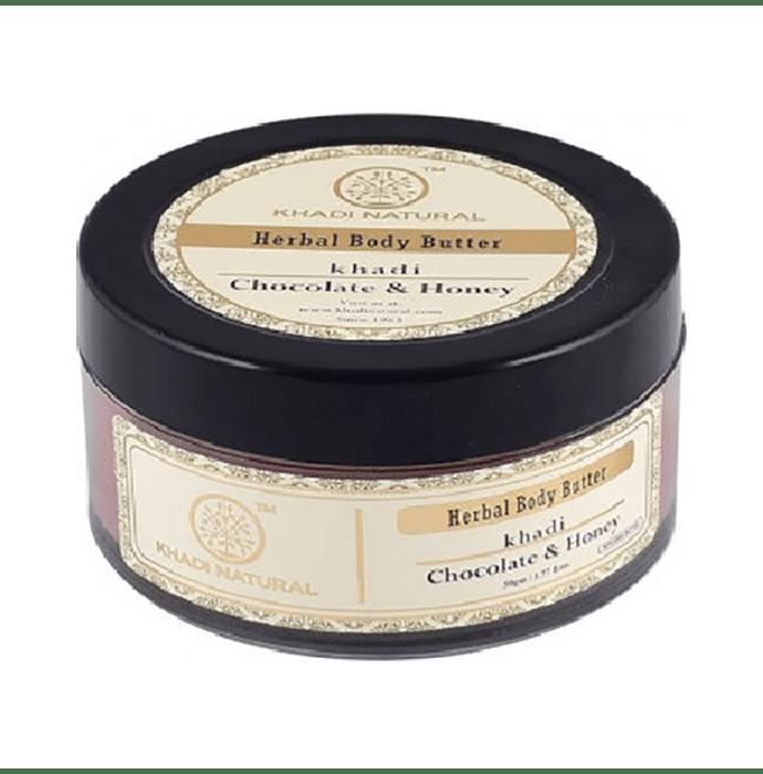 Khadi Naturals Ayurvedic Chocolate & Honey Body Butter