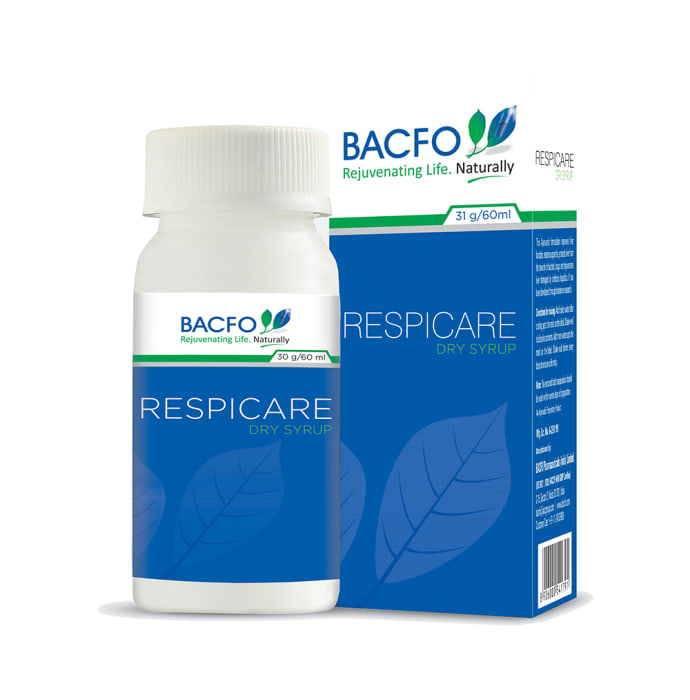 BACFO Respicare Dry Syrup