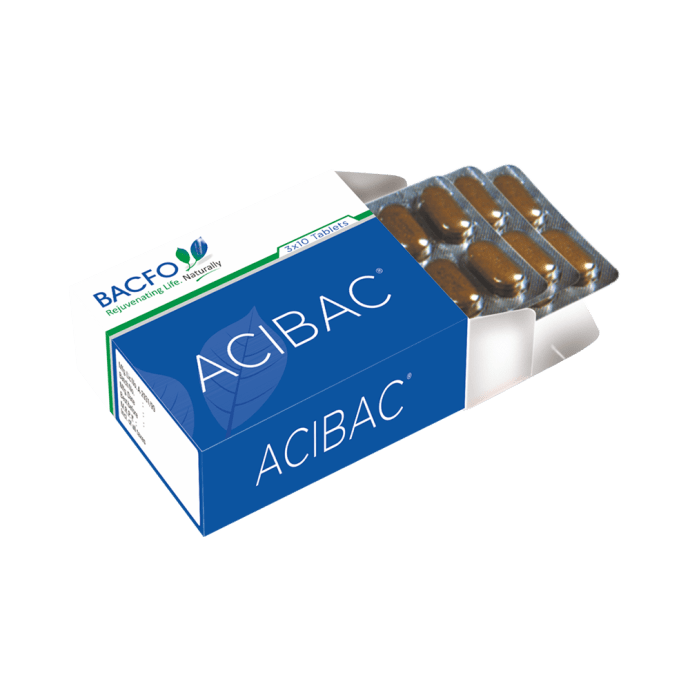 BACFO Acibac Tablet Pack of 2