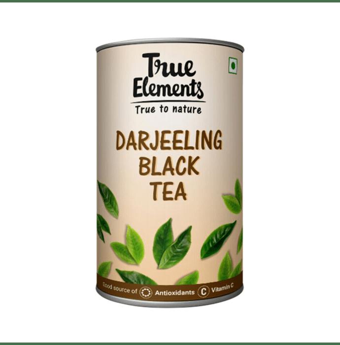 True Elements Darjeeling Black Tea