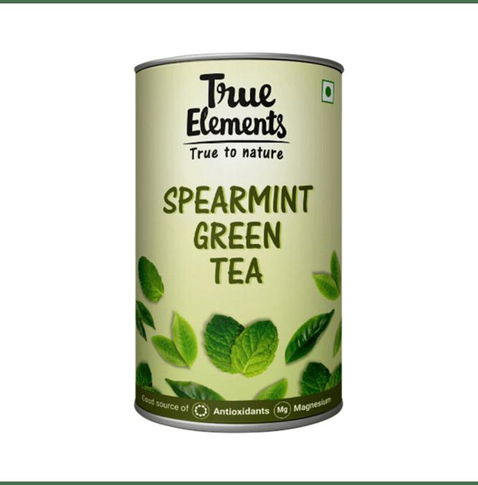 True Elements Tea Spearmint Green