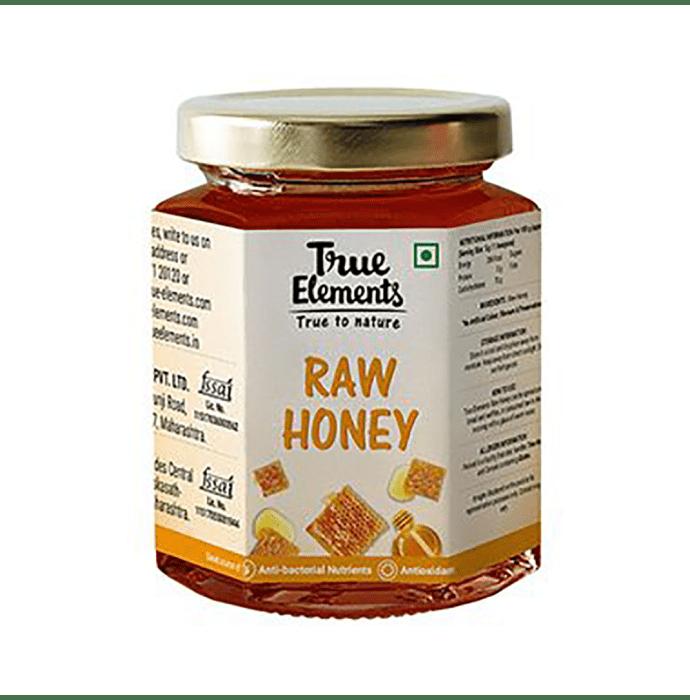 True Elements Honey Raw