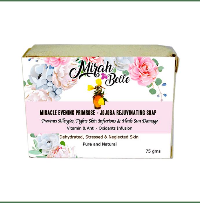 Mirah Belle Miracle Evening Primrose Jojoba Rejuvenating Soap