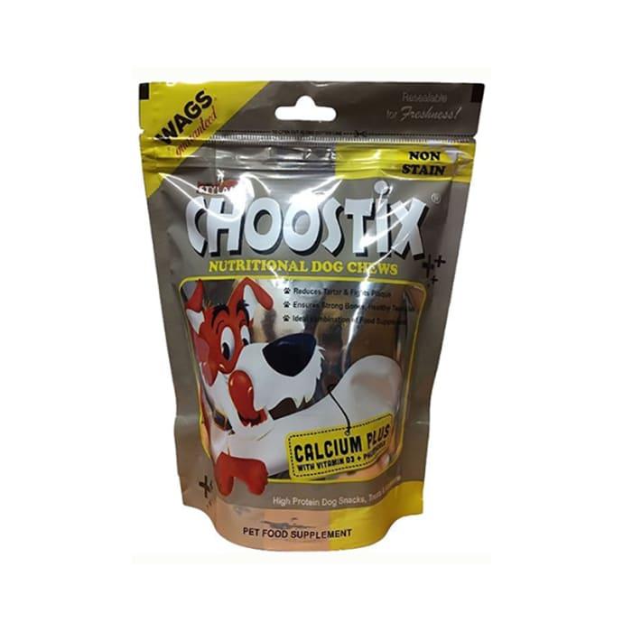 Choostix Calcium Plus Dog Treat