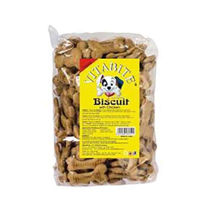 Choostix Vitabite Biscuit Chicken Flavour Pack of 2