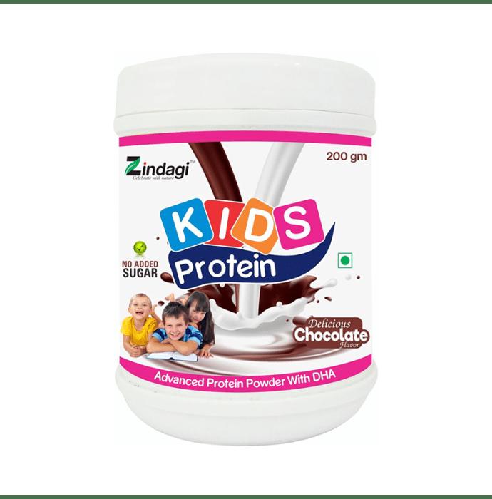 Zindagi Kids Protein Powder Delicious Chocolate