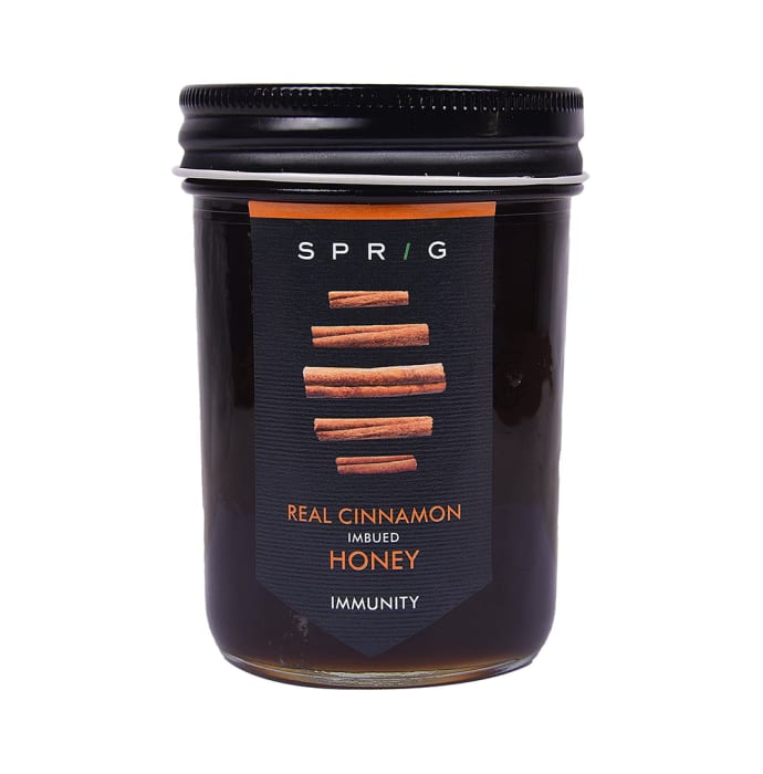 Sprig Honey Cinnamon