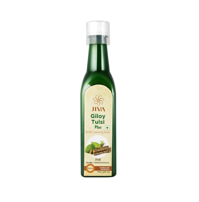 Jiva Giloy Tulsi Plus Juice